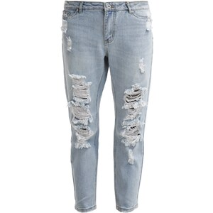 ONLY TONNI Jeans Relaxed Fit light blue denim