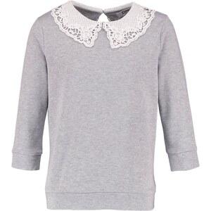 ONLY ONLMAGGIE Sweatshirt light grey melange