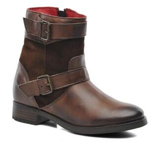 SALE - 40% - Buffalo - Nelly - Stiefeletten & Boots für Damen / braun