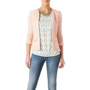 Promod Kurzjacke aus glänzendem Tweed