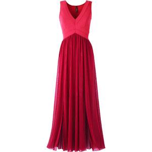 BODYFLIRT boutique langes Sommerkleid ohne Ärmel in rosa von bonprix