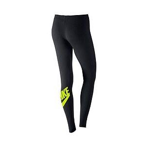 Große Größen: Nike Leggings, Schwarz, Gr.M (38)-L (40)