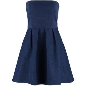 NAF NAF EFI Cocktailkleid / festliches Kleid deep blue