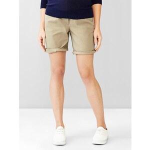 Gap Full Panel Khaki Boyfriend Shorts - Chino academy