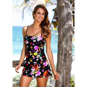 bpc selection Badeanzugkleid in schwarz von bonprix