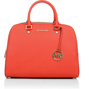 MICHAEL Michael Kors Jet Set Travel LG Satchel Mandarin Handtaschen