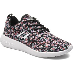 LA Gear - Sunrise - Sneaker für Damen / mehrfarbig
