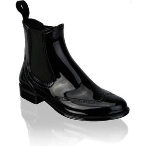 Gummi-Boot Gamloong schwarz