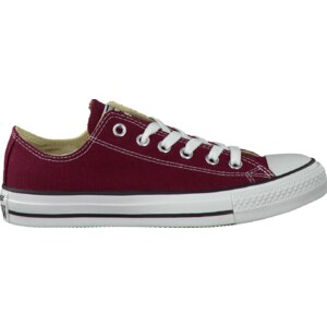 Rote Converse Sneaker AS SPEC OX CANVAS