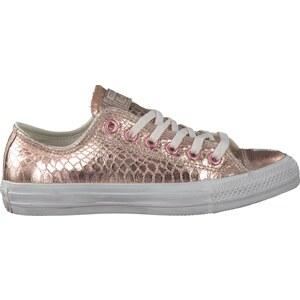 Rosé goldene Converse Sneaker AS METALLIC