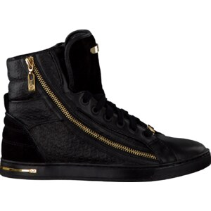 Schwarze Michael Kors Sneaker GLAM ESSEX HIGH TOP