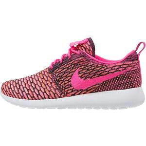 Nike Sportswear ROSHE ONE FLYKNIT Sneaker black/pink pow/white/total orange
