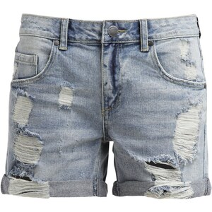 TWINTIP Jeans Shorts light blue denim