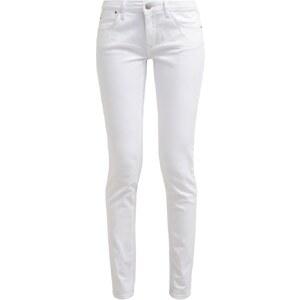 Mavi SERENA Jeans Slim Fit white festival stretch