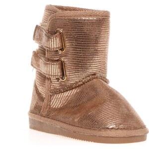Nucci Kids Boots - goldfarben