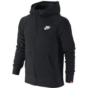 Nike Sweat-shirt enfant Sweat Franchise Brushed Fleece - 619066-010