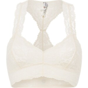 Free People GALLOON Bustier ivory