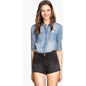 H&M Jeansshorts High Waist