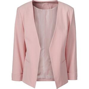 BODYFLIRT Blazer 3/4 Arm in rosa für Damen von bonprix
