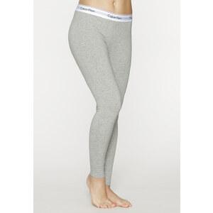 Calvin Klein - Modern Cotton - Lange Hose - Grey Melange