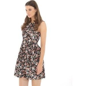 PIMKIE Skater-Kleid mit Blumenmotiv