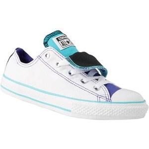Converse CT Double Tongue Sneaker, Slip-on-Design, Canvas-Gewebe