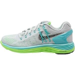 Nike Performance LUNARECLIPSE 5 Laufschuh Stabilität pure platinum/white/light aqua/flash lime