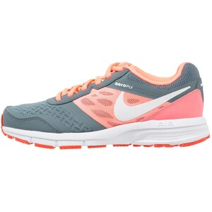 Nike Performance AIR RELENTLESS 4 Laufschuh Dämpfung blue graphite/white/lava glow/bright crimson