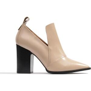 SALE - 40% - SARENZA - Roudoudou #4 - Stiefeletten & Boots für Damen / beige