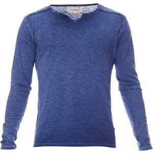 Kaporal KINGE - T-shirt - bleu