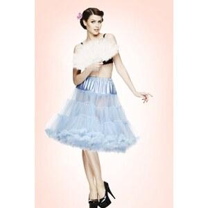 Bunny 50s retro Petticoat chiffon Sky Blue