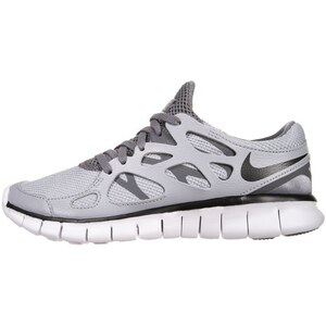 Nike Sportswear FREE RUN 2 Sneaker wolf grey/black/cool grey/white