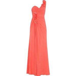 Jora Collection One-Shoulder-Abendkleid mit Drapierung