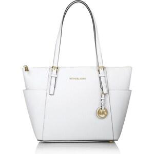 MICHAEL Michael Kors Jet Set Item EW TZ Tote Optic White Handtaschen
