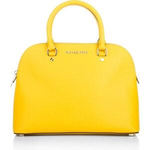 MICHAEL Michael Kors Cindy LG Dome Satchel Sun Handtasche