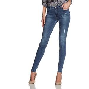 ONLY Damen Skinny Jeanshose Onlultimate Reg Sk Jeans Bj5001 - 3 Noos