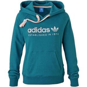 adidas originals Sweatshirt, Flogprint, Kängurutaschen
