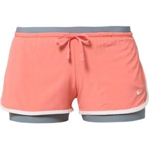 Nike Performance FULL FLEX 2IN1 kurze Sporthose sunblush/white/dove grey
