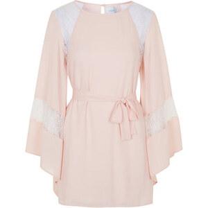 Topshop **Kleid mit Fledermausärmeln von Jovonna - Pink