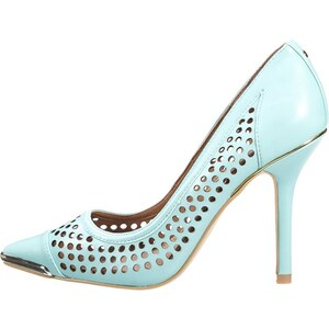 SUITEBLANCO High Heel Pumps very light green