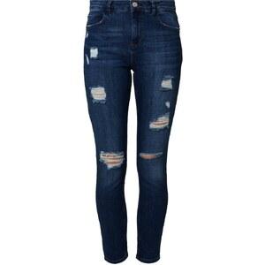 Topshop Jeans Slim Fit dark denim