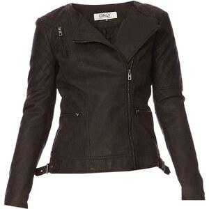 Only Veste biker - noir