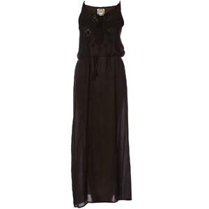 Kaporal Dan - Robe drapée - noir