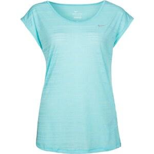 Nike Performance COOL BREEZE Funktionsshirt light aqua/reflective silver