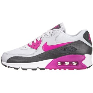 Nike Sportswear AIR MAX 90 ESSENTIAL Sneaker premium platinum/fuchsia flash/dark grey/white