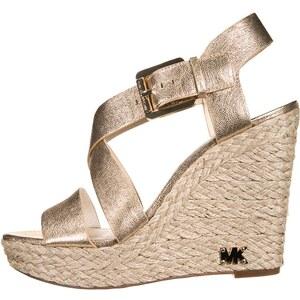 MICHAEL Michael Kors GIOVANNA High Heel Sandaletten pale gold