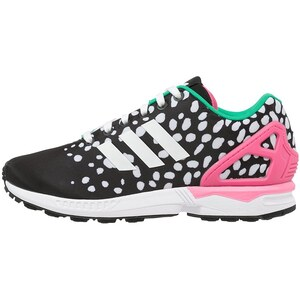 adidas Originals ZX FLUX Sneaker core black/white/semi solar pink