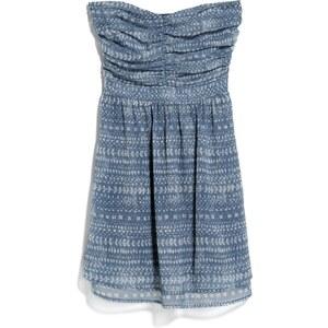 MANGO Bandeau-Kleid
