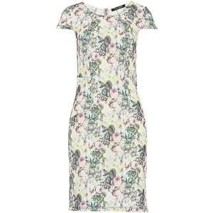 Betty Barclay Damenkleid, Bunt - Weiß