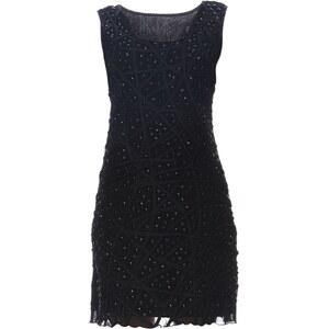 Or Collection Kleid mit geradem Schnitt - schwarz